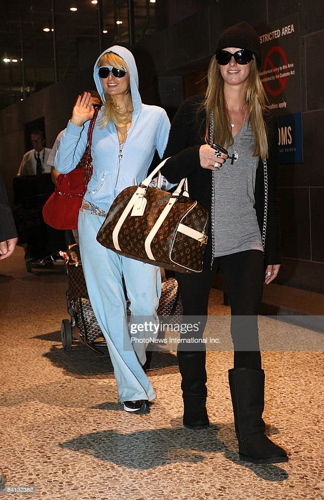 Celebrity Sightings In Melbourne - December 29, 2008 : News Photo