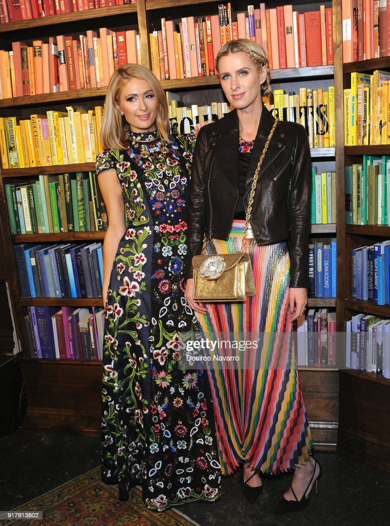 Alice + Olivia By Stacey Bendet - Presentation - February 2018 - New York Fashion Week: The Shows : News Photo