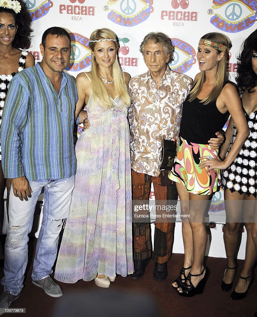 Eccezionale Celebrities Attend Flower Power Party In Ibiza Photos and Images  CX22