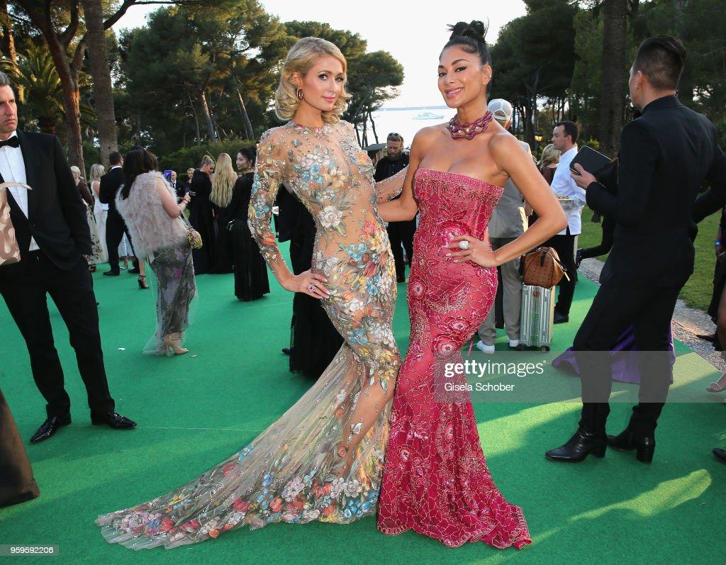 amfAR Gala Cannes 2018 - Cocktails : News Photo