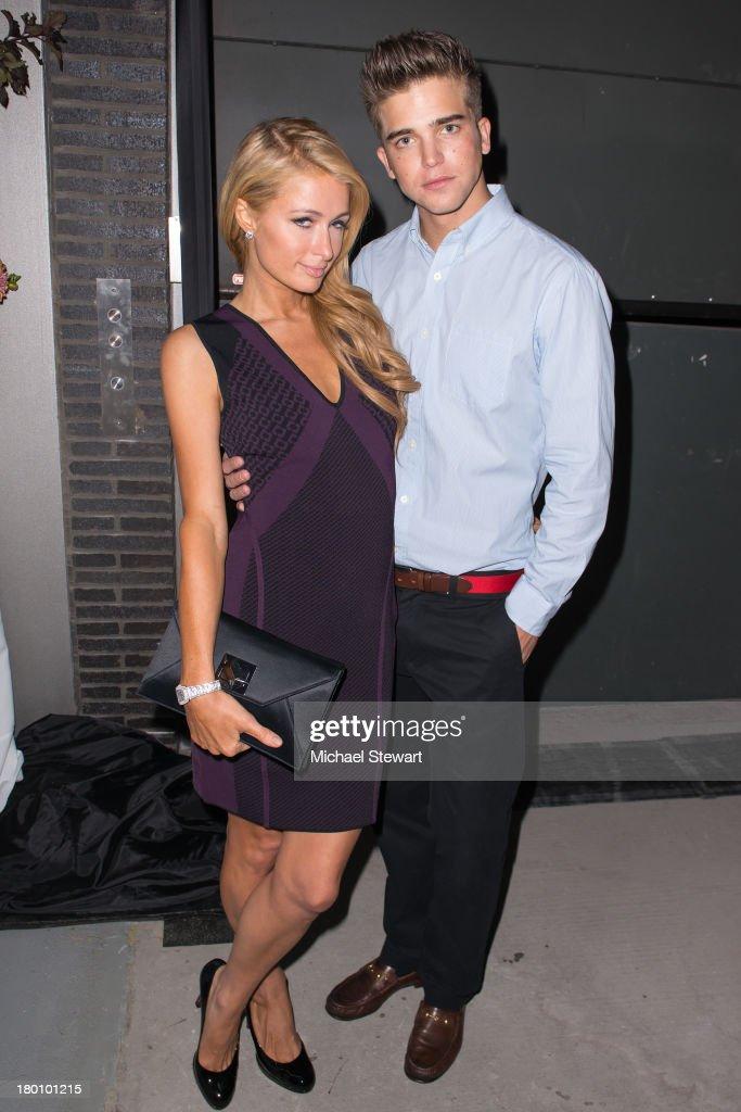 Diane Von Furstenberg - After Show Dinner - Mercedes-Benz Fashion Week Spring 2014