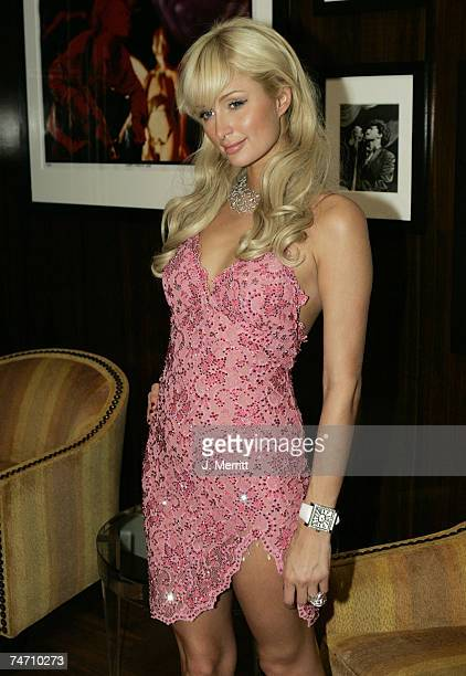 Paris Hilton at the Nicky Hilton Celebrates her 21st Birthday at Hard Rock Cafe Hotel and Casino October 16 2004 at Hard Rock Cafe Hotel And Casino...