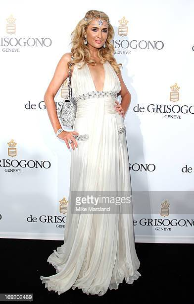 Paris Hilton attends De Grisogono party during The 66th Annual Cannes Film Festival on May 21 2013 in Cannes France