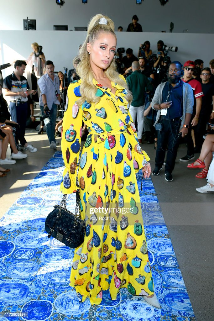 Libertine - Front Row - September 2019 - New York Fashion Week: The Shows : News Photo
