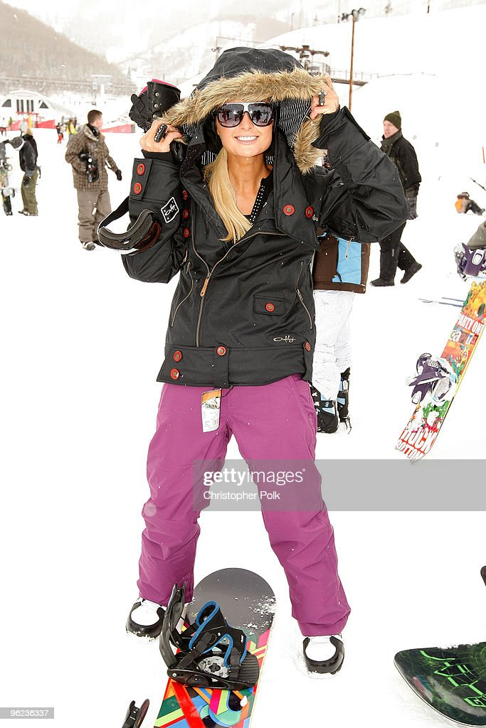 """2010 Park City - Oakley Presents """"Learn To Ride"""" Snowboard Fueled By Muscle Milk - Day 2 : News Photo"""