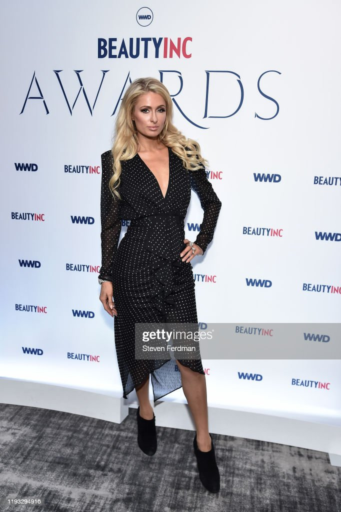2019 WWD Beauty Inc Awards : News Photo