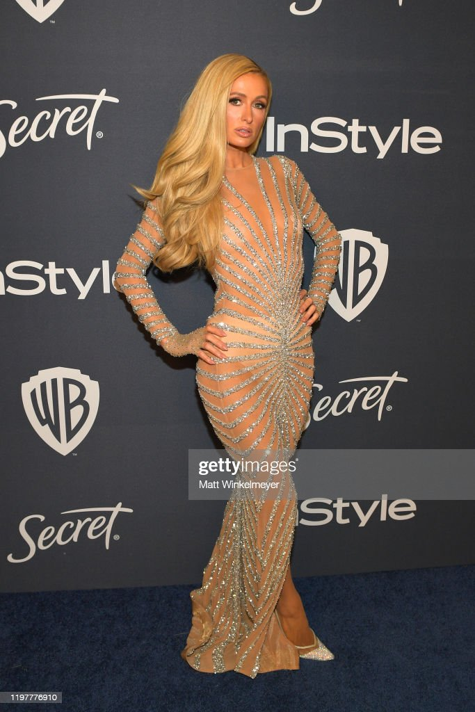 The 2020 InStyle And Warner Bros. 77th Annual Golden Globe Awards Post-Party - Red Carpet : News Photo