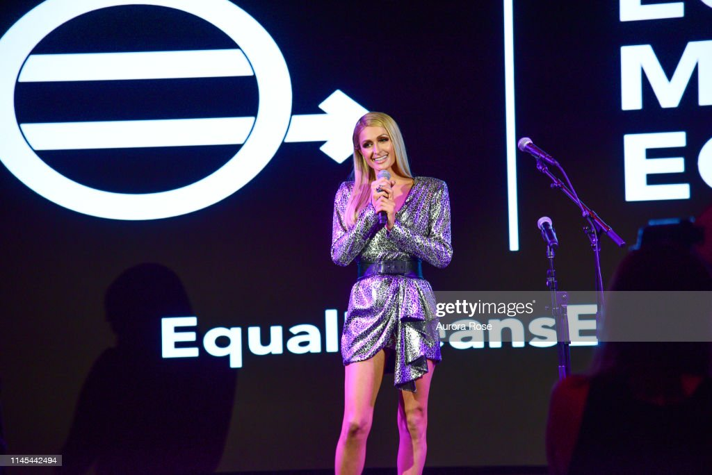 Equal Means Equal : News Photo