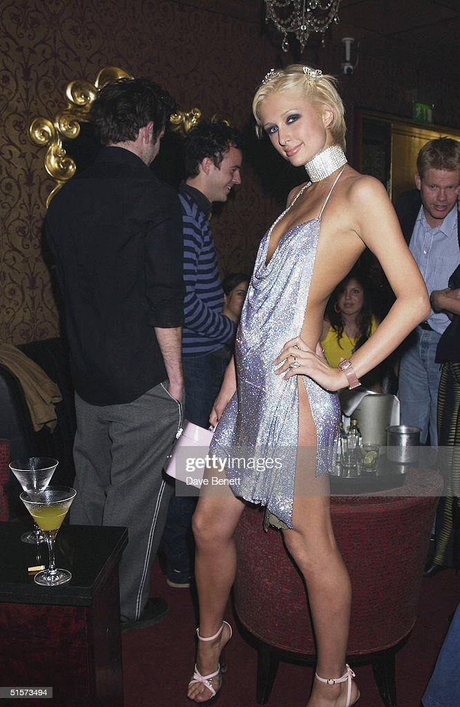 Paris Hilton's 21st Birthday Party : News Photo