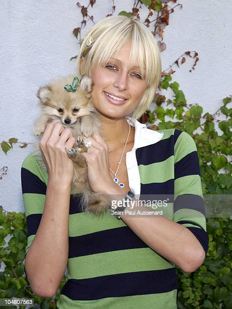 Paris Hilton Cinderella during Shape Up For Summer at 'The Parlour' at The Parlour in Los Angeles California United States