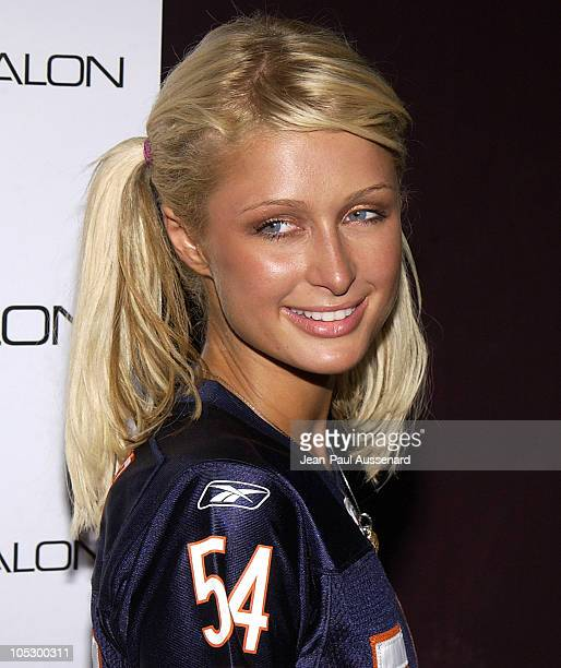 Paris Hilton during Avalon Hollywood Grand Opening Arrivals at Avalon in Hollywood California United States