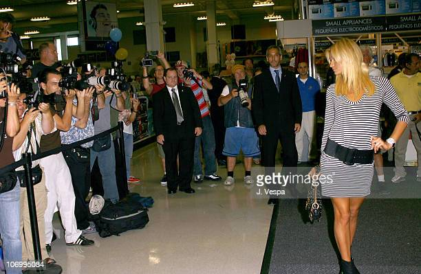 Paris Hilton during Paris Hilton Celebrates the Release of Her New Album With an InStore Appearance at Best Buy August 18 2006 at Best Buy in Los...