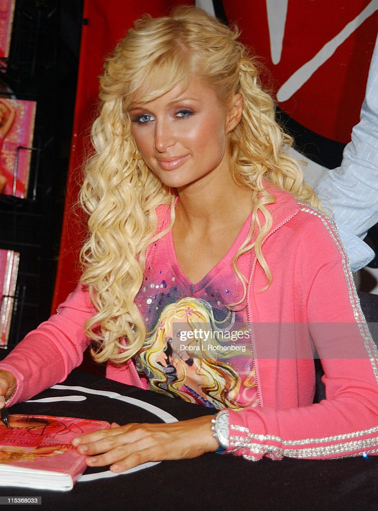 Paris hilton lost her virginity