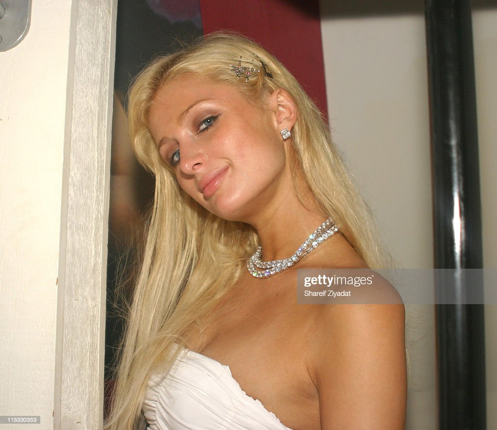 Paris Hilton during PS2 Estate Day 3 - 6th Annual P. Diddy White Party at PS2 Estate in Bridgehampton, New York, United States.