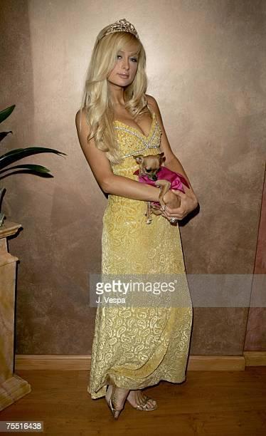 Paris Hilton in West Hollywood California