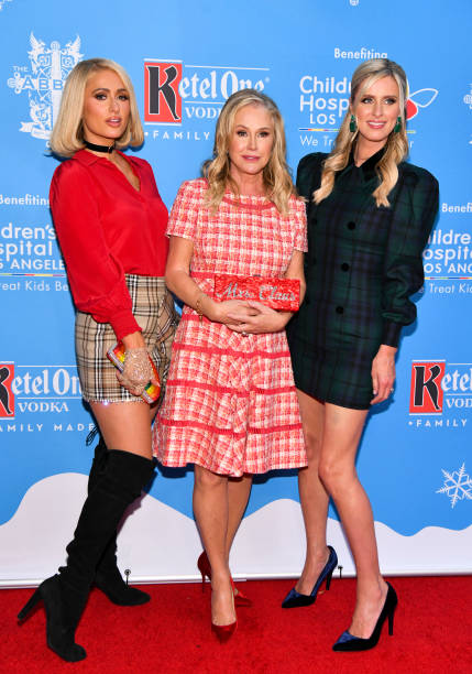 CA: 16th Annual Toy Drive For Children's Hospital LA Hosted By Kathy Hilton, Paris Hilton And Nicky Hilton Rothschild