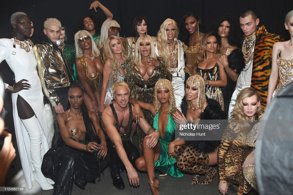 The Blonds - Backstage - February 2019 - New York Fashion Week: The Shows : News Photo