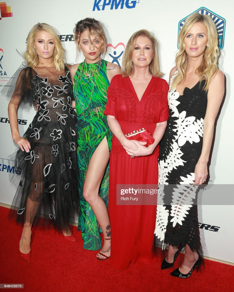 CASA Of Los Angeles' 2018 Evening To Foster Dreams Gala - Red Carpet : News Photo