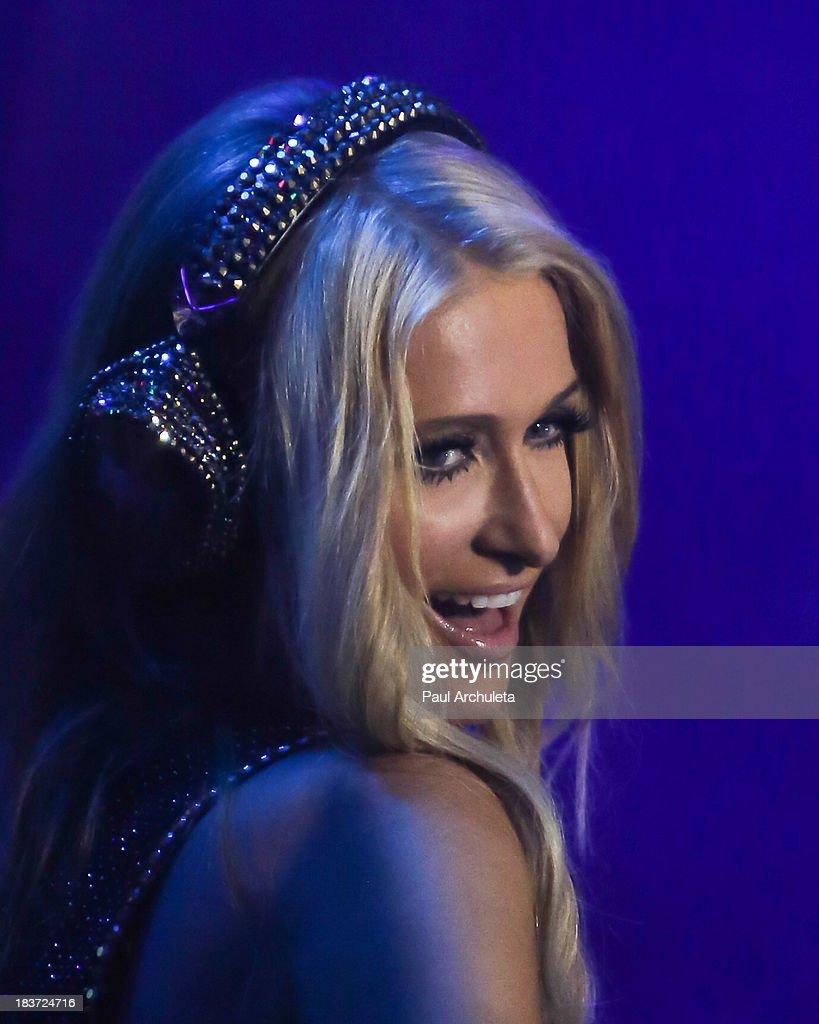 Paris Hilton 2013