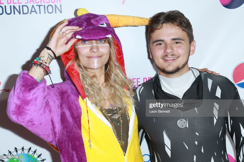 Prince Jackson's Heal LA And TLK Fusion Present The 2nd Annual Costume For A Cause - Arrivals : News Photo