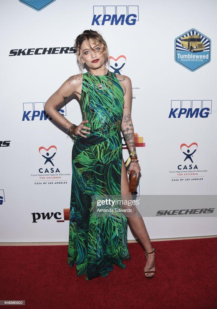 CASA Of Los Angeles' 2018 Evening To Foster Dreams Gala - Arrivals : ニュース写真