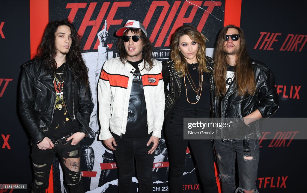 "CA: Premiere Of Netflix's ""The Dirt"" - Arrivals"