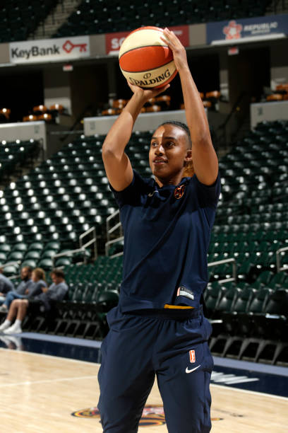 IN: Chicago Sky v Indiana Fever