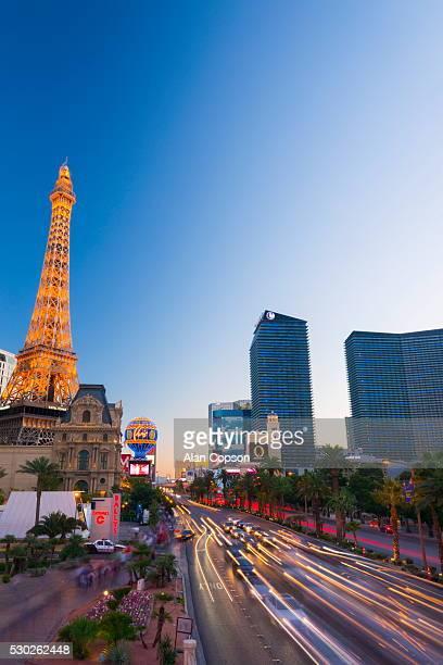 Paris Las Vegas Hotel and Casino, The Strip, Las Vegas, Nevada, United States of America, North America