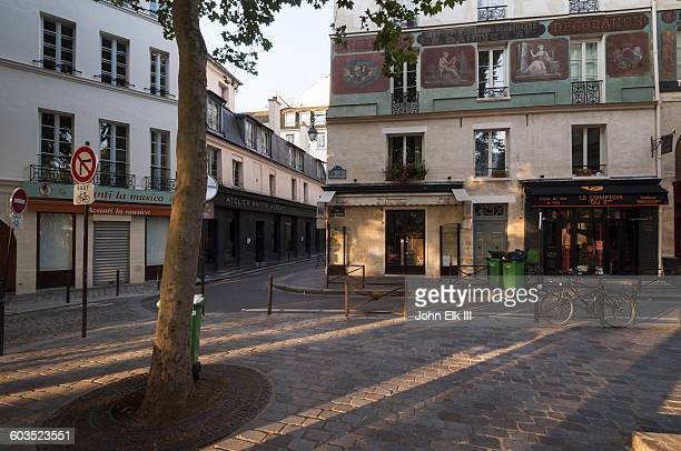 Paris, Latin Quarter, street scene