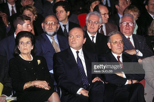 Paris Louvre To Leah Rabin Yitzhak Rabin Pays Tribute To On December 19th 1995
