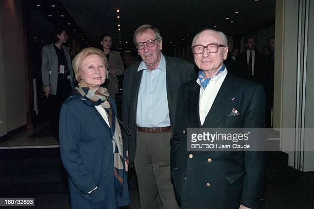 Paris Match Gets Together For Its 50 Years 77 Stars Of The News At Studio Gabriel Paris Match' a 50 ans la fête au studio Gabriel à PARIS réunissant...