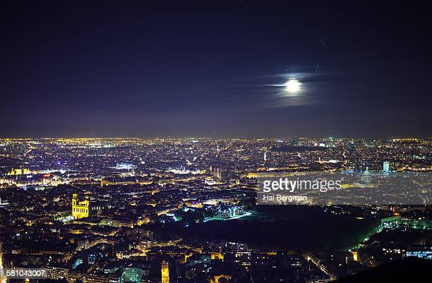 Paris Moonrise