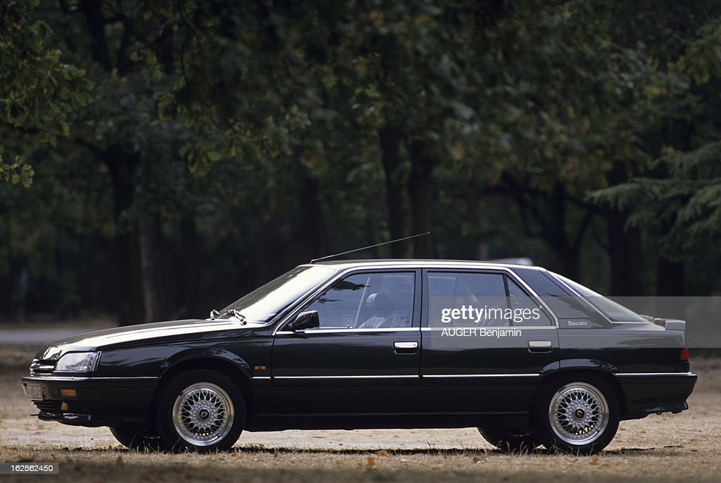 the renault 25 v6 turbo baccara en france paris en septembre news photo getty images