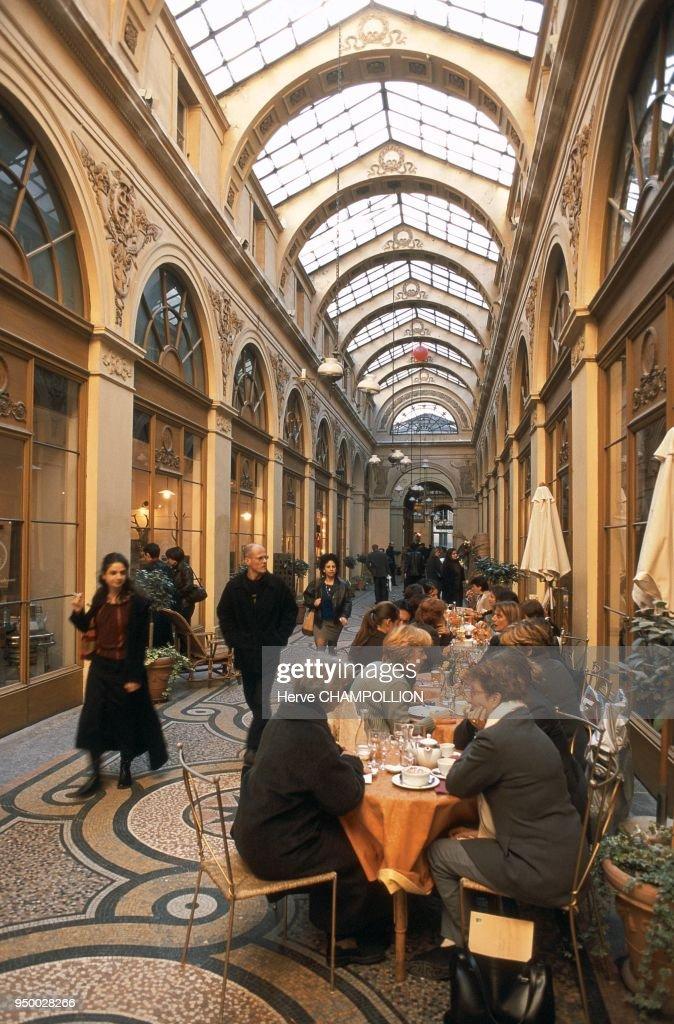 Paris La Galerie Vivienne News Photo