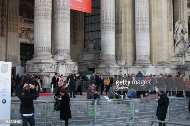 paris photo 2018 - kyonntra stock pictures, royalty-free photos & images