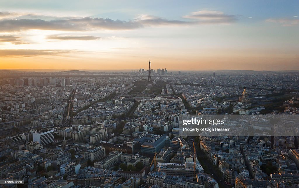 Paris : Stock Photo