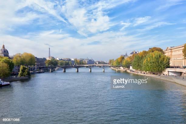 paris - fluss seine stock-fotos und bilder