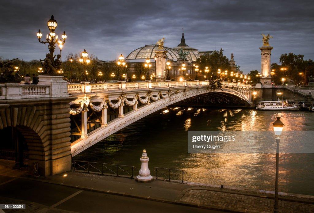 Paris : Stockfoto