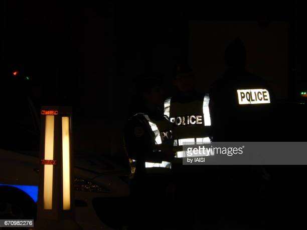 paris police, a minimalist view - phosphorescence stock pictures, royalty-free photos & images
