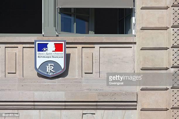 Paris Police Prefecture