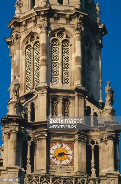 quartier de la Nouvelle Athènes église de la trinité Paris quartier de la Nouvelle Athènes église de la trinité