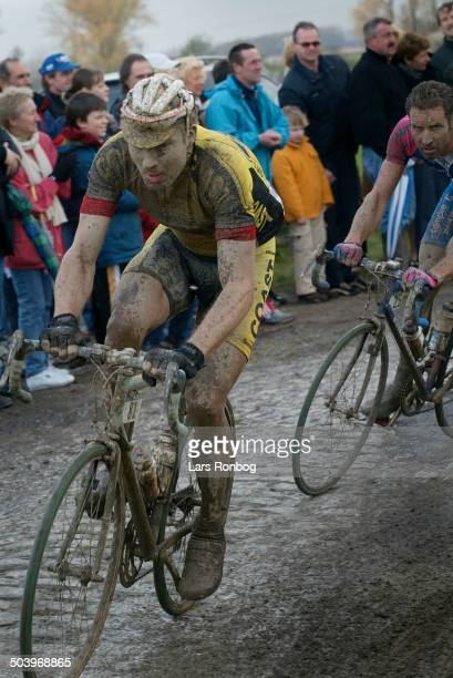 Paris - Roubaix - , Lars Michaelsen, Team Coast.