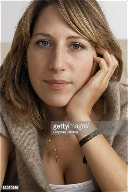 Sailor Enrico Maud Fontenoy poses at a portrait session in Paris on September 29 2006