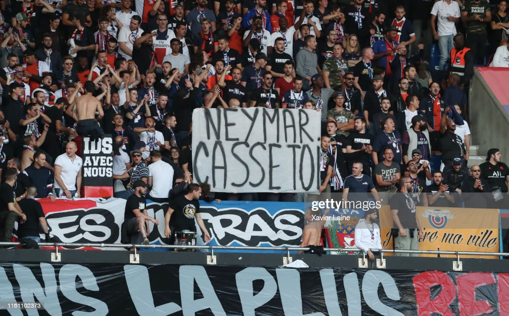 Paris Saint-Germain v Nimes Olympique - Ligue 1 : News Photo