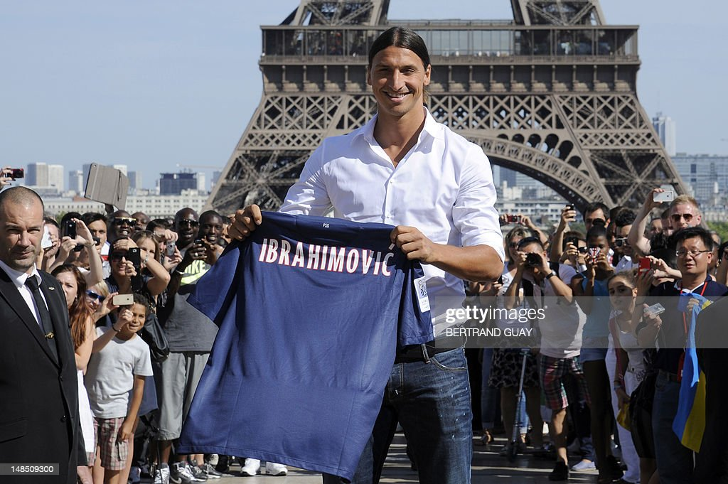 Paris Saint-Germain (PSG) football club' : News Photo