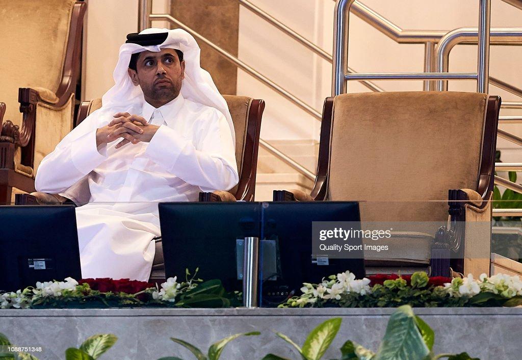 Qatar ExxonMobil Open - Day 2 : News Photo