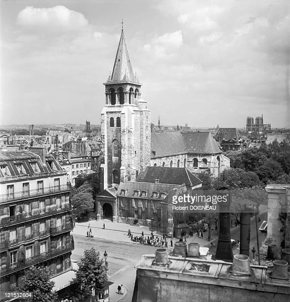 Paris, Saint-Germain-Des-Pres