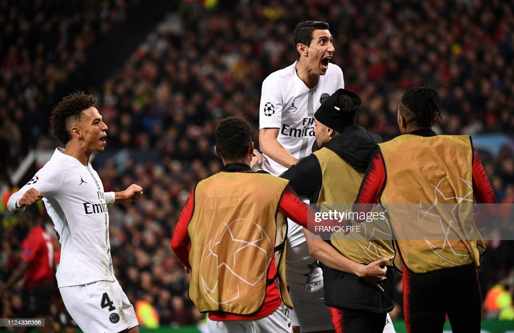 FBL-EUR-C1-MAN UTD-PSG : News Photo