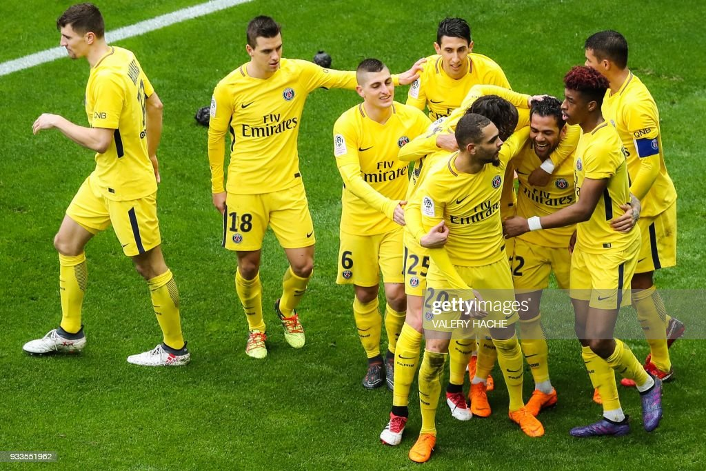 OGC Nice v Paris Saint Germain - Ligue 1