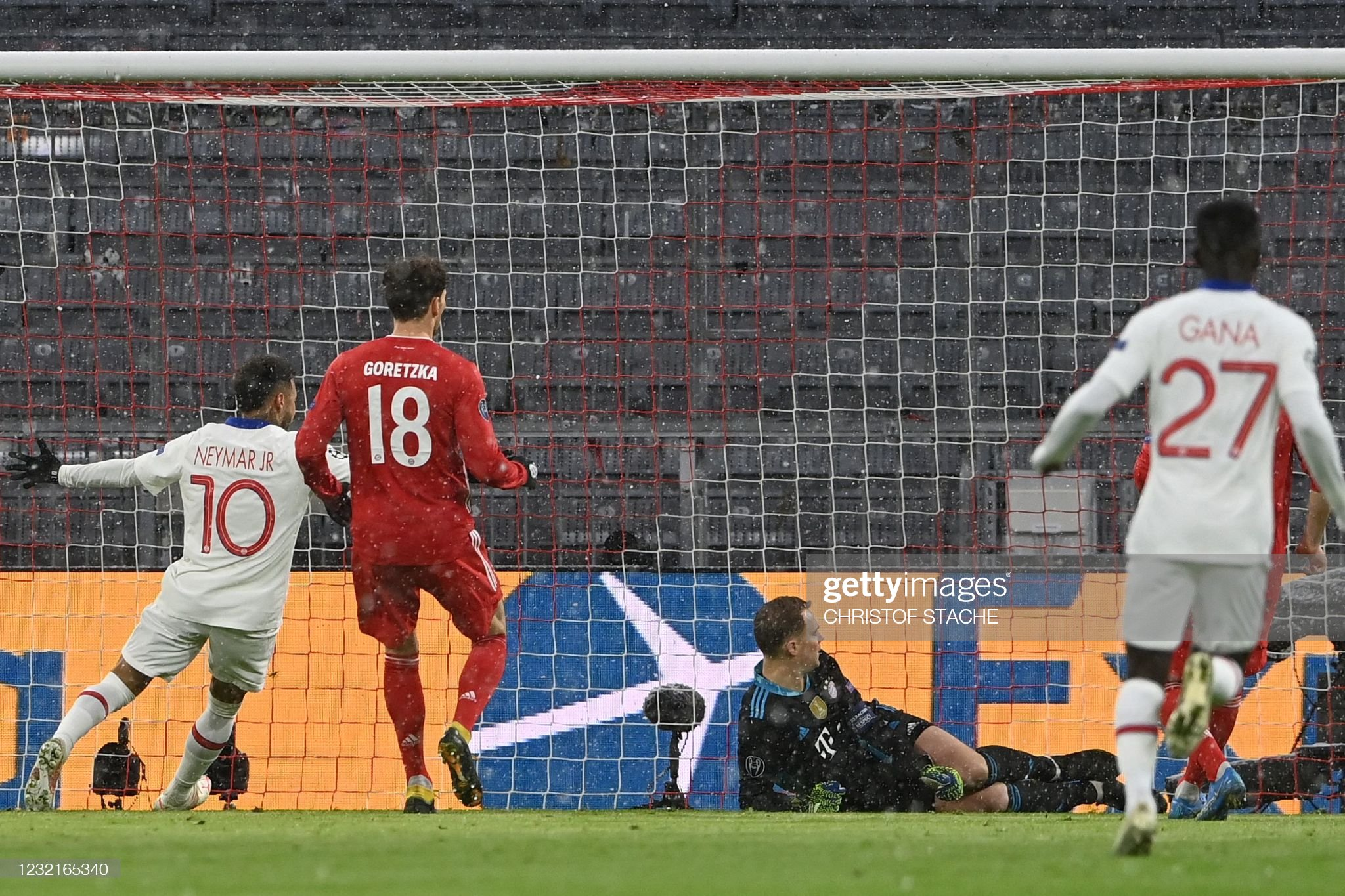 FBL-EUR-C1-BAYERN MUNICH-PSG : News Photo